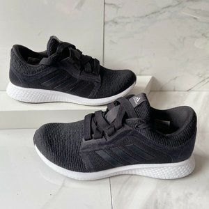 Adidas Edge Lux 4 Womens Road Running Shoe Black